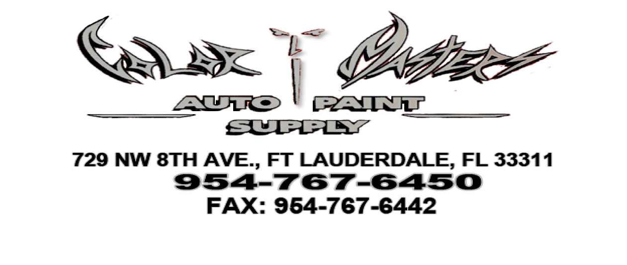 Color Master Auto Paint Supply Fort Lauderdale Fl